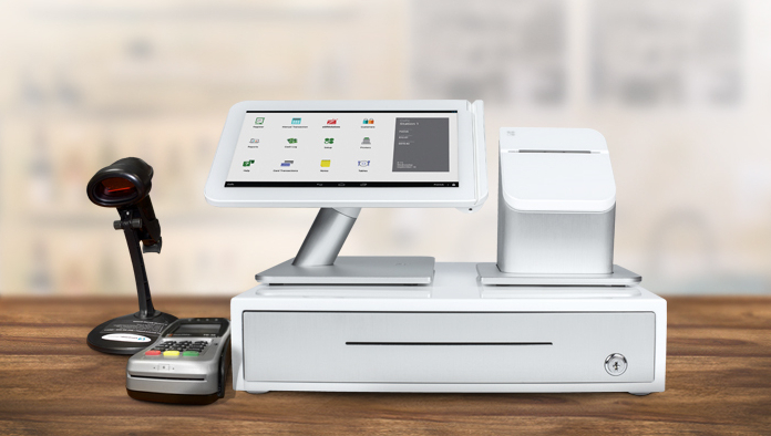 Clover™ POS for Retail